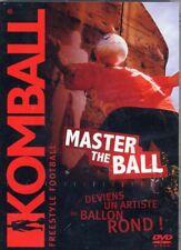 Komball : Master the ball (1ère méthode d'apprentissage football) NEUF EMBALLE
