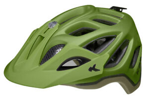 Fahrradhelm KED Trailon L (56-62cm) - olive matt