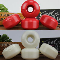 4pcs Skateboard Wheel Skating Road 52*32mm 100A Wheels PU Skate Longboard Game