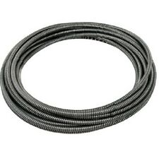 """General Pipe Cleaners Drain Cleaning Pipe Replacement Cable 1/4"""" x 25' #25HE1"""