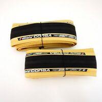 Vittoria Corsa G+ Competition 700 x 28C Skinwall Black Tan Road Clincher Tire