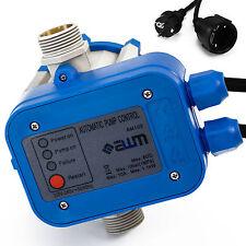 AWM Pumpensteuerung AM-102 Pumpen Druckschalter Hauswasserwerk Druckregler