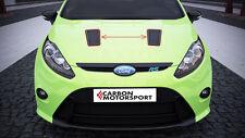 Ford Focus RS MK2 style ABS plastic bonnet vents universal FIESTA VXR CORSA