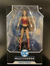 McFarlane DC Multiverse Wonder Woman 1984 7-inch Figure