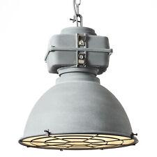 Pendel Industrie Leuchte Rot Lampe Aus Metall Vintage Retro Fabrik Loft Harmonische Farben Leuchten & Leuchtmittel Büromöbel