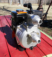 FRANKLIN ELECTRIC MODEL # AGP15-2UBH ENGINE DRIVEN PUMP 2.1 HP 60 GPM 1 1/2 NPT
