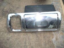 Rolls Royce Silver Spirit Bentley Chrome Ash Plateau avec allume cigare ouverture
