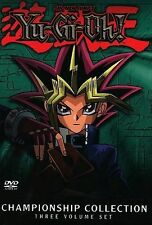 Yu-Gi-Oh - Championship Special Edition Gift Set 3 DVD free shipping