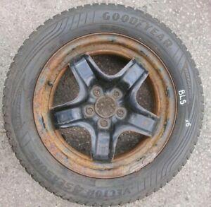 "FORD C-MAX MK1 2003 - 2007 FOCUS MK2 2005 - 2011 16"" STEEL WHEEL 5 SPOKE REF BL5"