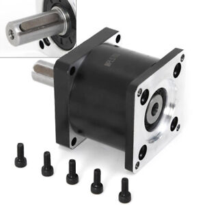 Nema23 Speed Reducer Stepper Planetary Gearbox High Torque CNC Stepper Motor