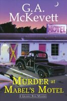 Murder at Mabel's Motel, Hardcover by McKevett, G. A., Like New Used, Free sh...