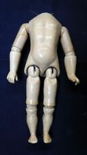 "doll body jointed antique composition 7.9"" / 20cm"