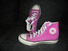 Baskets décontractées rose à lacets pour fille de 2 à 16 ans