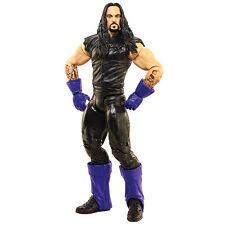 "WWF WWE Wrestling Classic Legends Style UNDERTAKER Mattel 6"" figure toy boxed"