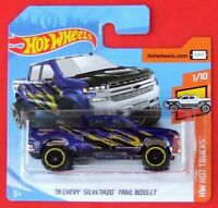Hot Wheels 2019   CHEVY SILVERADO TRAIL BOSS LT   83/250   NEU&OVP