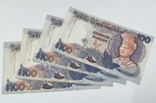 Malaysia Banknotes 1 Piece / 100 Ringgit / 6th Series / VF