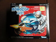 VINTAGE 1988 KENNER ROBO COP AND THE ULTRA FORCE ROBO-CYCLE MIB  ROBOCOP