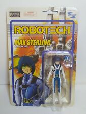 Robotech Macross Harmony Gold Toynami Max Sterling Figure Macross New Mint...
