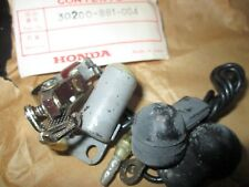 Honda Outboard OEM Ign points and condenser BF100 BF75 7.5 & 10 hp 30200-881-004