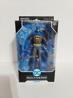 "DC Multiverse Batman The Animated Series BLUE CAPE 7"" Figure McFarlane New"