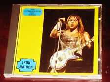 Iron Maiden: The Conversation Disc Series - Limited Edition Cd England Abcd 021