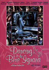 DANCING AT THE BLUE IGUANA DVD Hannah Tilly Oh Exotic dominatrix strip poledance