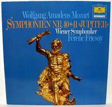 Ferenc Fricsay, Wiener Mozart Symphony Nr. 40&41 <Jupiter> DG 2535 114 Vinyl LP