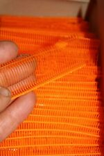 10,000 2 x 5000 Tag Pins Orange 25mm Barbs Retail Tagging Gun Fasteners Usa