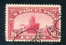 (1912-13) Q6 10¢ Parcel Post choice used stamp - JUMBO -