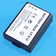 Superior Quality 1160mAh Replaceable Battery For Canon EOS REBEL T3 1100D Camera