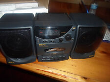 Gran Prix Gpx Model Q907 Home And Go Music System in Box