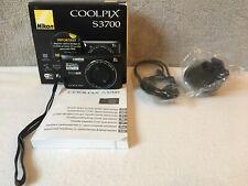 Nikon Coolpix S3700  Compact Camera Wifi