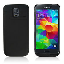 External Battery Backup Charger Case Power Bank 4800mAh For Samsung Galaxy S5