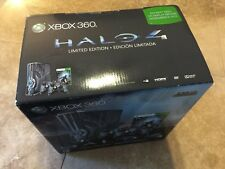 Brand New ~ Microsoft Xbox 360 S ~ Halo 4 Limited Edition ~ 320GB Blue Console