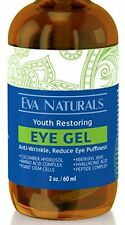 Eye Gel - Larger Size 2 Oz Bottle - Best Firming Eye Cream Treatment For Dark