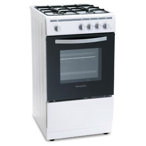 MONTPELLIER MSG50W 50cm Single Cavity Gas Cooker COLLECTION ONLY