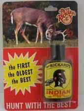 PETE RICKARDS LH500 INDIAN BUCK LURE SCENT 1-1/4 oz. 13089