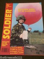 SOLDIER - IN HITLER'S BUNKER - JUNE 12 1995
