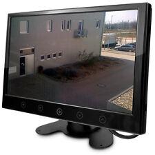 """9"""" TFT Überwachungskamera Monitor für Kamera Überwachungssystem BNC 12V 220V"""