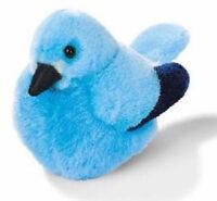 AUDUBON BIRDS ~ MOUNTAIN BLUEBIRD # 79391 ~Plush, Authentic Sound Free Ship/USA
