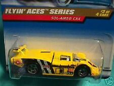 HOT WHEELS FLYIN ACES SERIES SOL-AIRE CX4 FREE SHIPPING