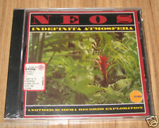 NEOS Indefinita Atmosfera 10 TRACK CD SEALED