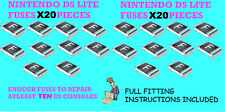 NINTENDO DS & DS LITE REPAIR FUSES X20 SPARES FAULTY DS