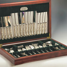 Cutlery Canteen ' La Regence ' 83 Pc  8 Place Silver Plated A1 Elkington