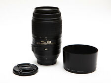 Nikon Nikkor 55-300mm 55-300 F/4.5-5.6 DX G SWM AF-S VR A/M ED HRI (USA Model)