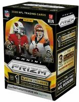 2020 Panini Prizm Fanatics Football NFL Sealed Blaster Box!!!