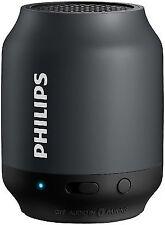 Philips Bt25 Portable Wireless Speaker - Black