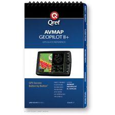 AvMap Geopilot II / II Plus Qref Book QREF-AM-GEO-1