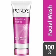 100GMS POND'S FLAWLESS WHITE DEEP WHITENING FACIAL FOAM FACE WASH