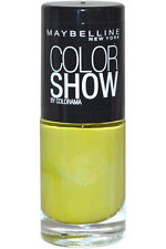 Maybelline Color Show 60 Seconds Pow Green 7ml Nail Polish